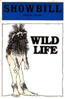 [Showbill Cover: Wild Life]